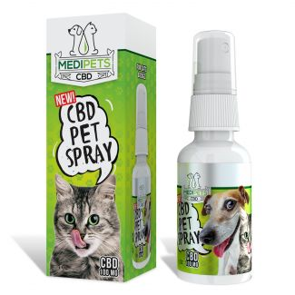 MediPets CBD Pet Spray
