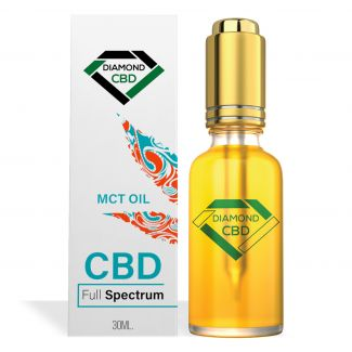 Diamond CBD MCT Oil