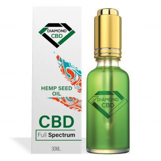 Diamond CBD Hemp Seed OIl