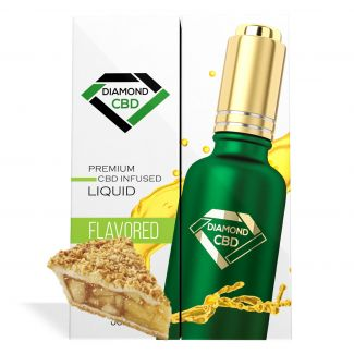 Diamond CBD Apple Pie