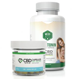 CBD capsules (including CBD oil capsules and CBD isolate capsules) are designed to be easily swallowed and a convenient way to ingest high quality CBD products.