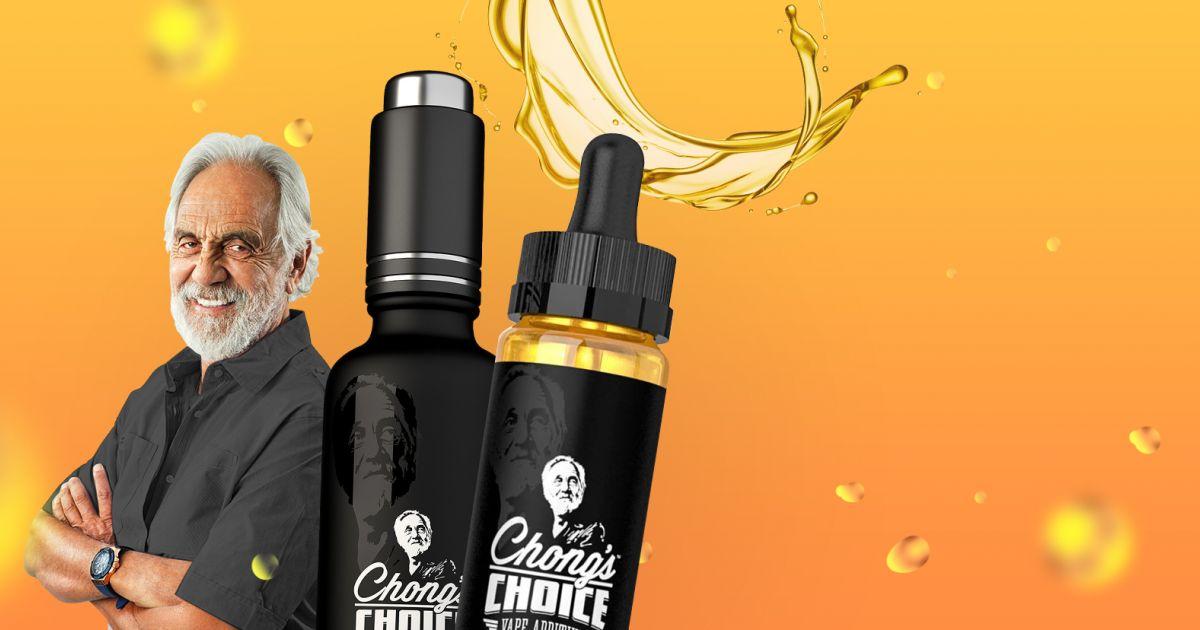 Chong's Choice CBD Oil and Vape Additive Bundle